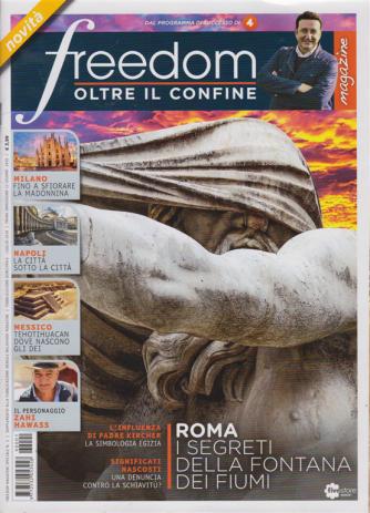 Freedom Magazine Speciale - n. 1 - Oltre il confine - bimestrale - luglio 2019