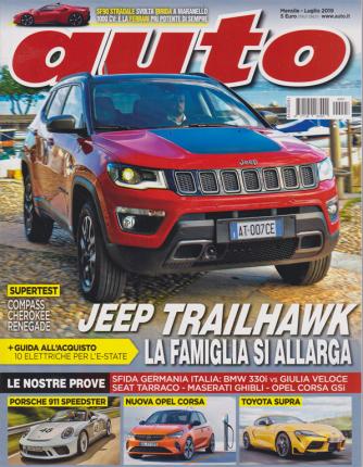 Auto - n. 7 - mensile - luglio 2019 -