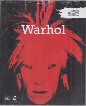 I maestri dell'arte moderna - Warhol - n. 22 - settimanale - 8/6/2019