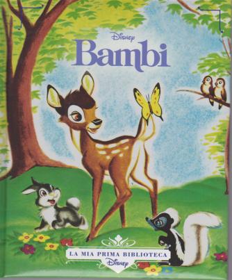 La mia prima biblioteca Disney - Bambi - n. 16 - settimanale -