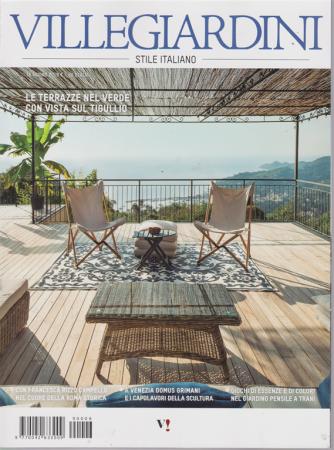 Villegiardini  stile italiano - n. 6 - 18 giugno 2019 - mensile