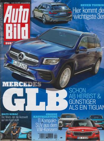 Auto Bild - n. 24 - 13/6/2019 - in lingua tedesca