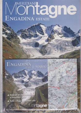 Meridiani Montagne Engadina estate - n. 39 - semestrale -