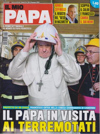 Il mio papa - n. 26 - 19 giugno 2019 - settimanale