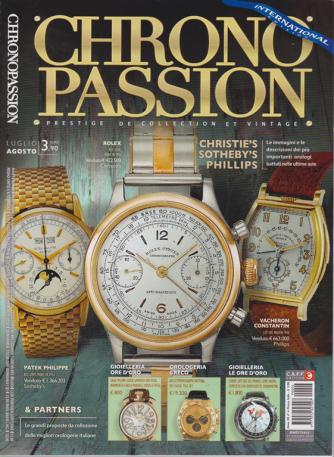 Chrono Passion - n. 4 - luglio - agosto 2019 - bimestrale -