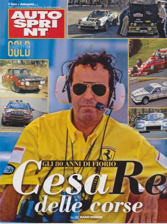 Autosprint Gold Collection - Cesare delle corse - n. 5