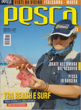 Pesca Da Terra - n. 7 - luglio 2019 - mensile -