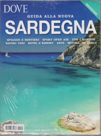 Dove - Guida alla nuova Sardegna - n. 1 - giugno 2019 -