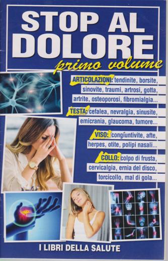 Stop al doore - primo volume - i libri della salute - n. 9/2019