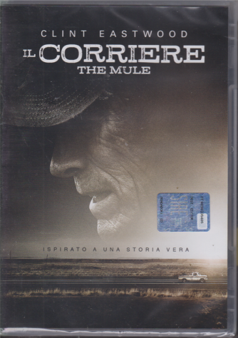 I Dvd Di Sorrisi Collaction 4 -n. 18 - settimanale - Clint Eastwood Il corriere the mule - 25/6/2019 -