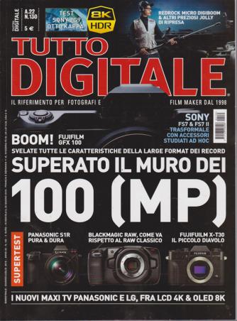 Tutto Digitale - n. 130 - bimestrale - giugno - luglio 2019 -