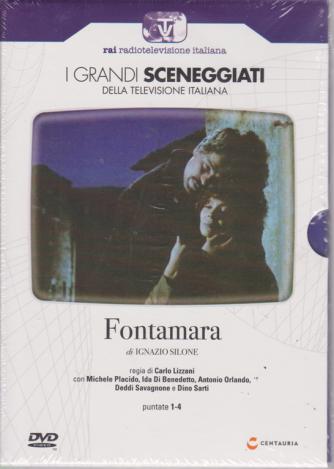 I grandi sceneggiati della televisione italiana - Fontamara - di Ignazio Silone - puntate 1-4 -settimanale - 27/6/2019 -