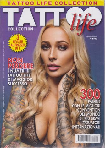 Tattoo life - n. 117 - luglio - agosto 2019 - 3 riviste al prezzo di 1