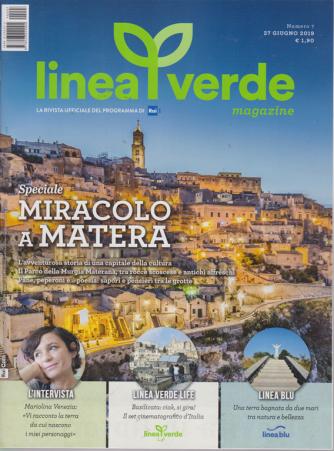 Linea Verde magazine - n. 7 - 27 giugno 2019 - quattordicinale