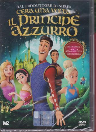 I Dvd Di Sorrisi Collection 2 - C'era Una Volta Il Principe azzurro - n. 12 - settimanale - luglio 2019