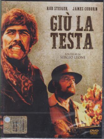I Dvd Di Sorrisi6 - C'era una volta Sergio Leone - quinta uscita - Giù la testa - 26/2/2019 - settimanale
