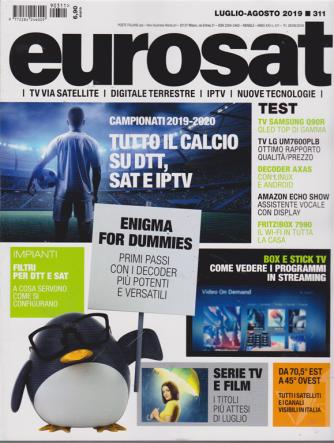 Eurosat - n. 311 - mensile - luglio - agosto 2019 -