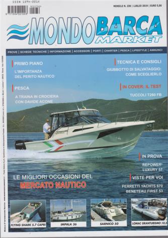 Mondo Barca Market - n. 236 - mensile - luglio 2019 -