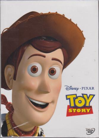 I Dvd Di Sorrisi -n. 16 - Toy story - settimanale - 2/7/2019