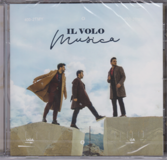 Cd Sorrisi Canzoni -n. 15 -  Il Volo - Musica - settimanale - 2/7/2019 -