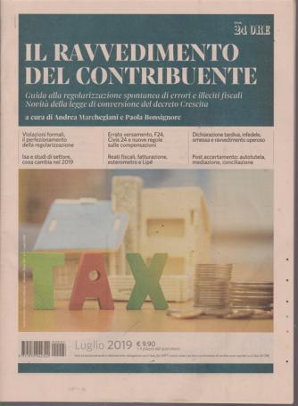 Il ravvedimento del contribuente - n. 3 - luglio 2019 - mensile