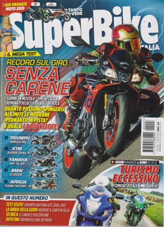 Superbike Italia - n. 7 - mensile - luglio 2019 -