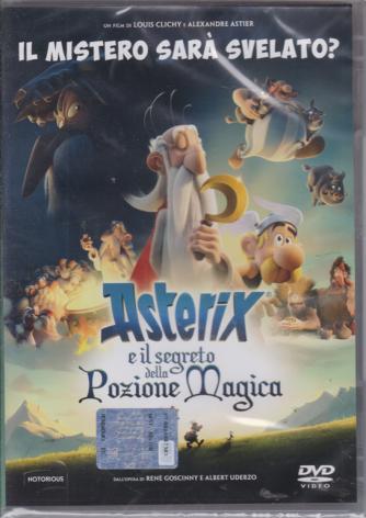 I Dvd Cinema Di Sorrisi - n. 20 - Asterix e i segreto della Pozione Magica - settimanale - 3 luglio 2019 -