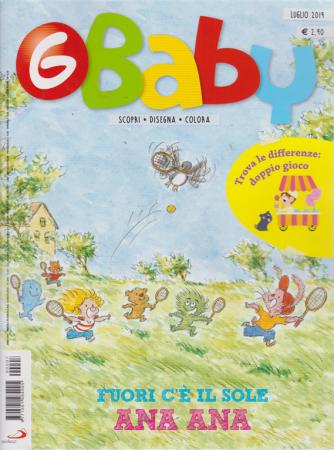 G-Baby - n. 7 - luglio 2019 - mensile
