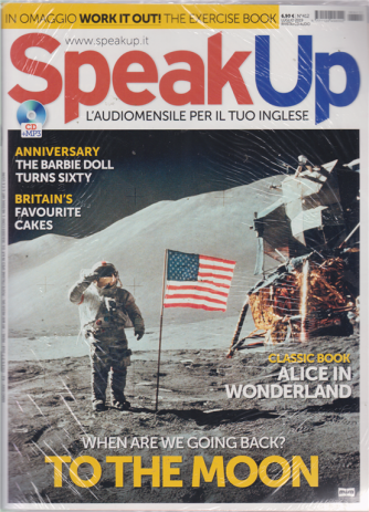 Speak Up - n. 412 - luglio 2019 - rivista + cd - mensile