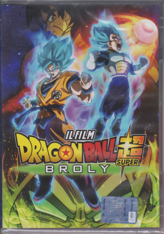 I Dvd Di Sorrisi3 - Dragon Ball Super Broly - n. 13 - settimanale - 2/7/2019 -