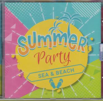 Music Party-Summer Party sea & beach - n. 2 - trimestrale