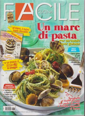 Facile Cucina - n. 6 - mensile - luglio 2019 -