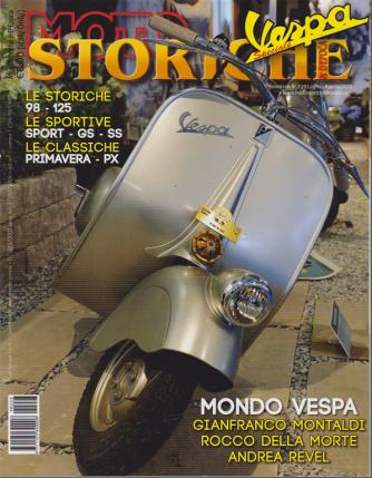 Moto Storiche E D'epoca - Speciale Vespa - n. 223 - bimestrale - luglio -agosto 2019 -