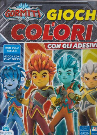 Gormiti Giochi E Colori -n. 2 - luglio - agosto 2019 - bimestrale