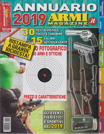 Annuario Armi Magazine 2019 - n. 15 - 10 luglio 2019 -