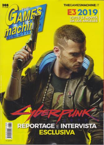 The Games Machine - n. 366 - 7/8/2019 - mensile