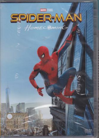 Spider man - Home coming - n. 17 - 9/7/2019- i dvd di Sorrisi2 - settimanale