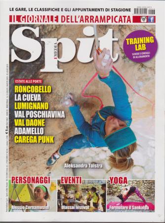 Spit - n. 13 - bimestrale - luglio - agosto 2019 -