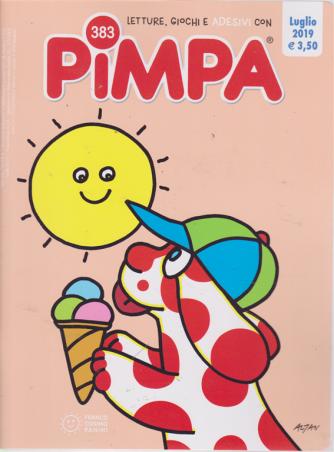 Pimpa - n. 383 - luglio 2019 - mensile -