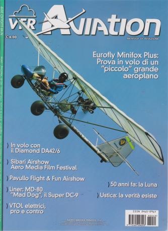 Vfr Aviation - n. 49 - mensile - luglio 2019 -