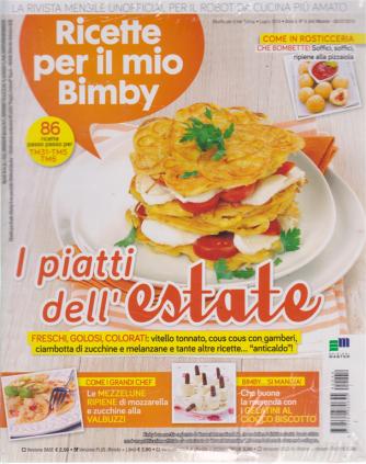 Ricette per il mio Bimby - + I quaderni del Bimby - n. 44 - luglio 2019 - mensile - 2 riviste