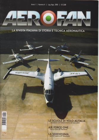 Aerofan - n. 4 - luglio - agosto 2019 - bimestrale