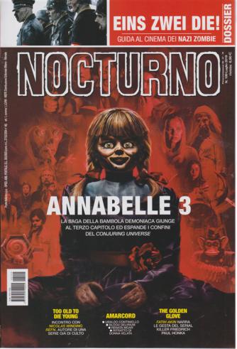 Nocturno - n. 199 - luglio 2019 -