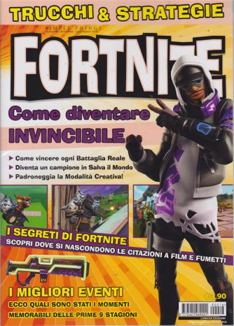 Symple Things - Fortnite - n. 16 - bimestrale - luglio -agosto 2019 - Come diventare invincibile