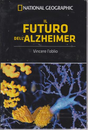 National Geographic - I grandi segreti del cervello - Il futuro dell'alzheimer - n. 18 - settimanale - 12/7/2019 - copertina rigida