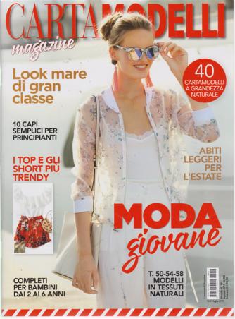 Cartamodelli Magazine - n. 19 - mensile - agosto 2019 -