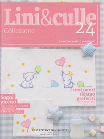 Lini & Culle collezione 24 - n. 12 - bimestrale - febbraio - marzo 2019 -