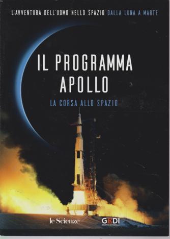 Il programma Apollo - La corsa allo spazio - n. 3 - 13/7/2019 - settimanale