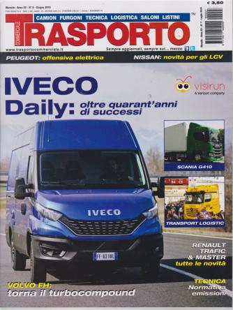 Trasporto Commerciale - n. 7 - mensile - luglio 2019