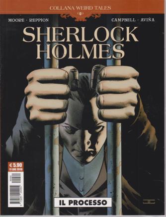 Cosmo Serie Blu - Sherlock Holmes  - Il processo - n. 82 - mensile - 11 luglio 2019 -
